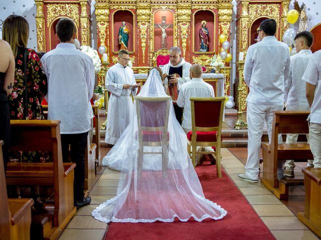 El matrimonio de Ana María y Carlos en Ibagué, Tolima 20