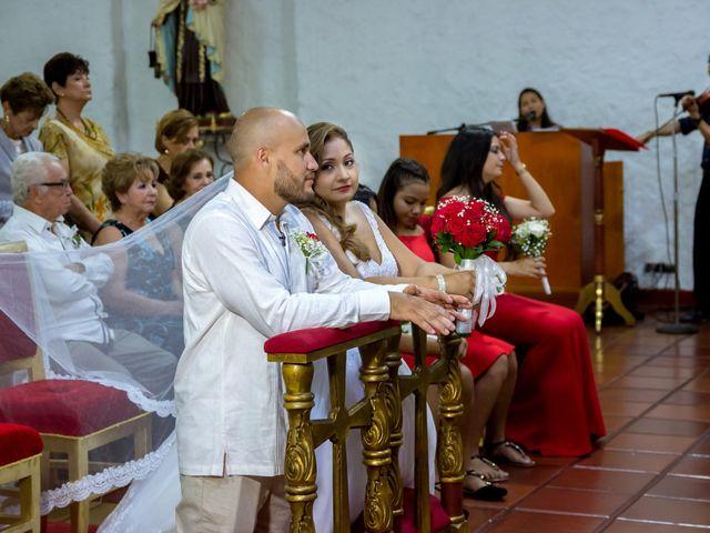 El matrimonio de Ana María y Carlos en Ibagué, Tolima 21