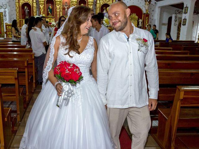 El matrimonio de Ana María y Carlos en Ibagué, Tolima 22