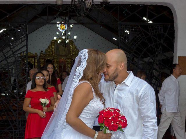 El matrimonio de Ana María y Carlos en Ibagué, Tolima 23