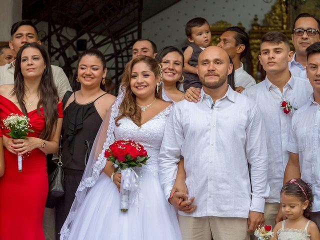 El matrimonio de Ana María y Carlos en Ibagué, Tolima 24