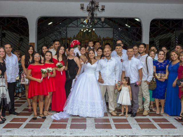 El matrimonio de Ana María y Carlos en Ibagué, Tolima 25