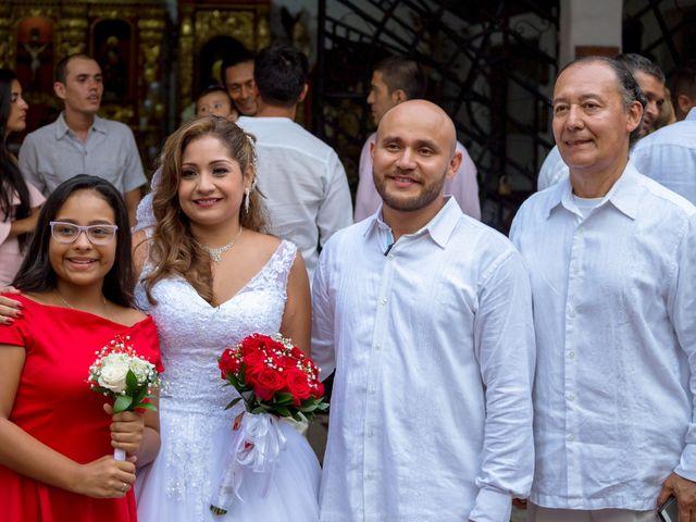 El matrimonio de Ana María y Carlos en Ibagué, Tolima 26