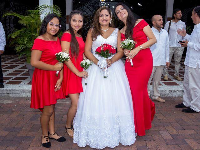 El matrimonio de Ana María y Carlos en Ibagué, Tolima 27
