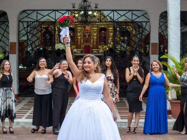 El matrimonio de Ana María y Carlos en Ibagué, Tolima 31