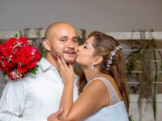 El matrimonio de Ana María y Carlos en Ibagué, Tolima 37