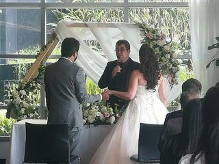 El matrimonio de Aileen y Miguel 1