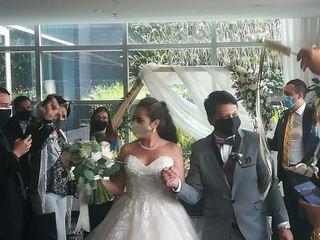 El matrimonio de Aileen y Miguel 3