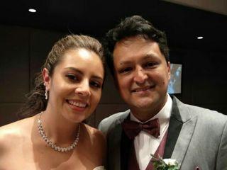 El matrimonio de Aileen y Miguel