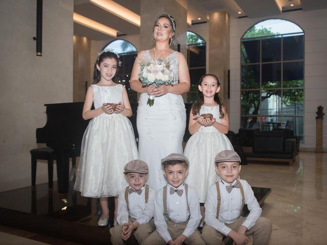 El matrimonio de Carolina y Salomón en Bucaramanga, Santander 38