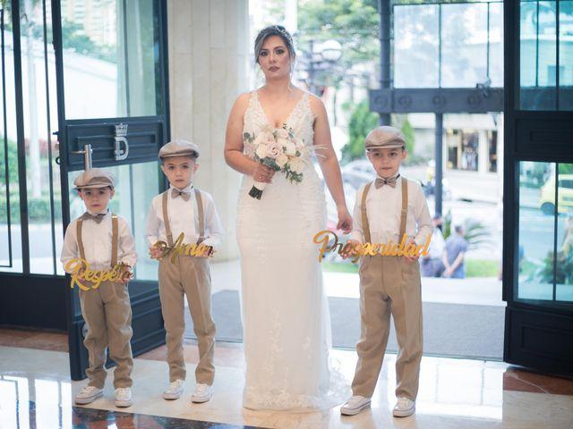 El matrimonio de Carolina y Salomón en Bucaramanga, Santander 53