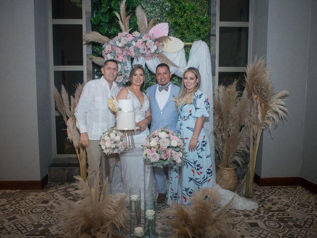 El matrimonio de Carolina y Salomón en Bucaramanga, Santander 138