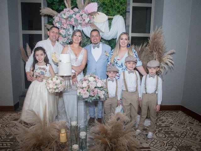 El matrimonio de Carolina y Salomón en Bucaramanga, Santander 144