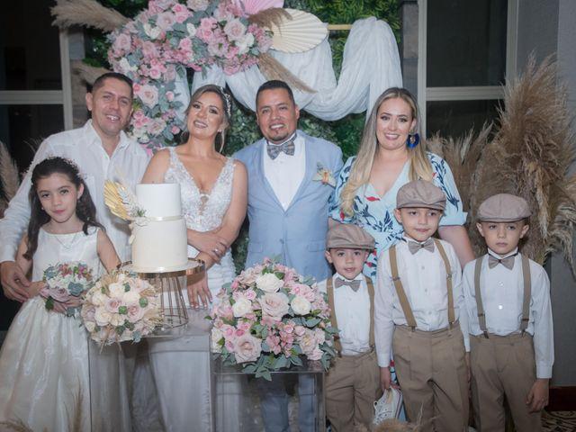 El matrimonio de Carolina y Salomón en Bucaramanga, Santander 145
