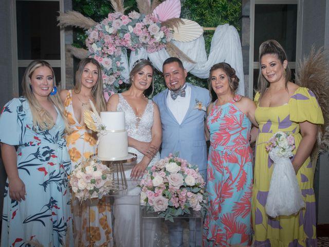 El matrimonio de Carolina y Salomón en Bucaramanga, Santander 149