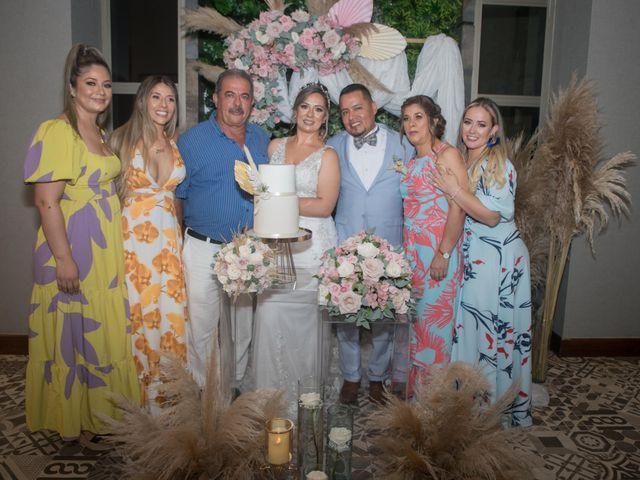 El matrimonio de Carolina y Salomón en Bucaramanga, Santander 156