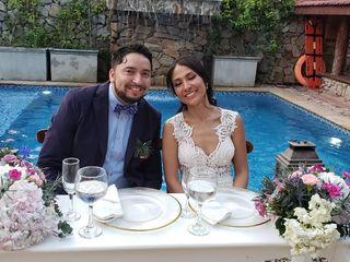 El matrimonio de Lea y Jorge 1
