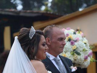 El matrimonio de Thomas y Julieth 1