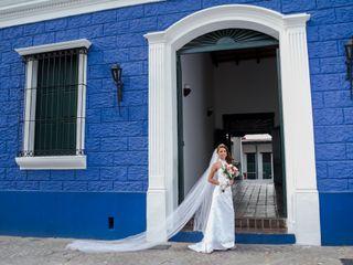 El matrimonio de Alejandra y Asdrubal 1