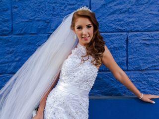 El matrimonio de Alejandra y Asdrubal 3
