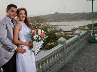 El matrimonio de Alejandra y Asdrubal