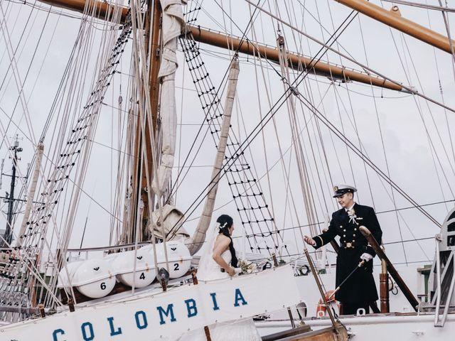 El matrimonio de José Luis y Natalia en Cartagena, Bolívar 22