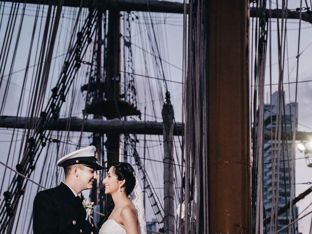 El matrimonio de José Luis y Natalia en Cartagena, Bolívar 25