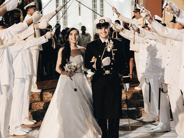 El matrimonio de José Luis y Natalia en Cartagena, Bolívar 32