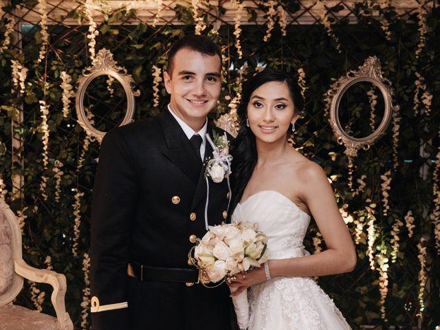 El matrimonio de Natalia y José Luis