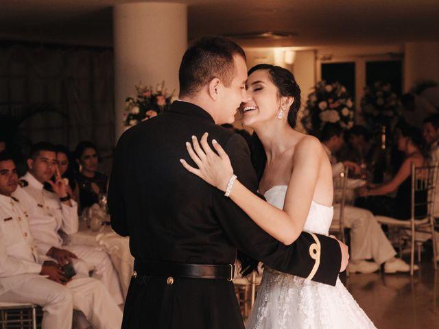 El matrimonio de José Luis y Natalia en Cartagena, Bolívar 38