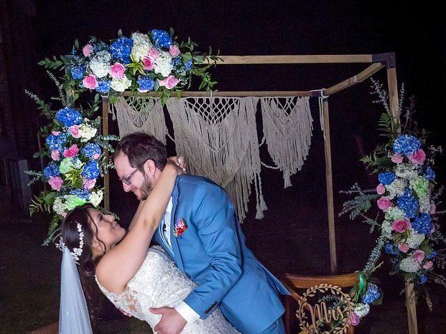 El matrimonio de Jennifer y Ali