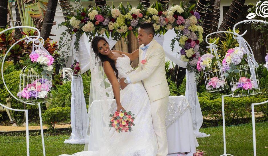 El matrimonio de Erik   y Mónica  en Cali, Valle del Cauca