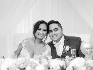 El matrimonio de Sher y Kike 1