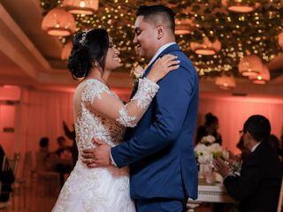 El matrimonio de Sher y Kike 2