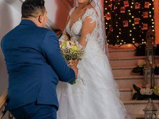 El matrimonio de Sher y Kike 3