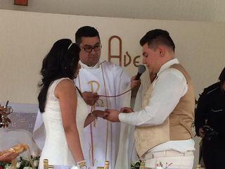 El matrimonio de Silvia   y Sergio  3