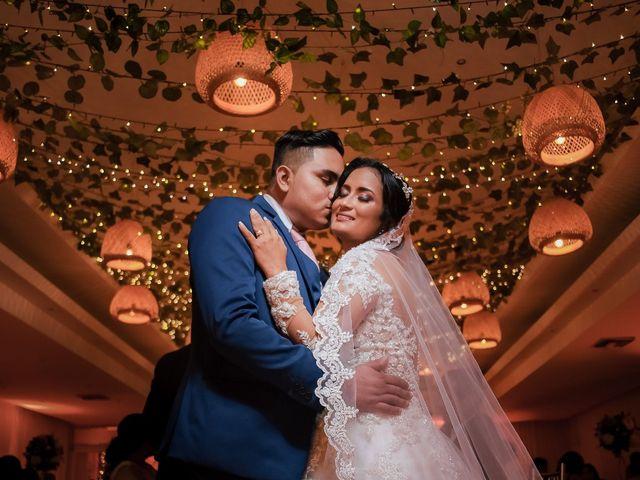 El matrimonio de Sher y Kike