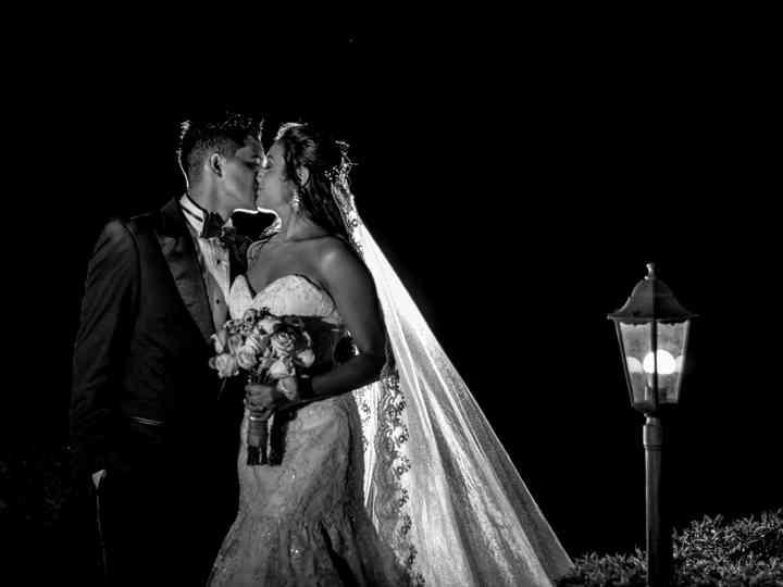El matrimonio de Victoria y Jorge Mario