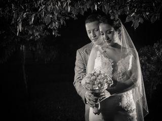 El matrimonio de María y Helver