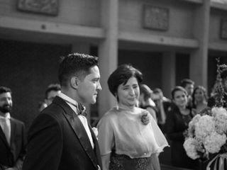 El matrimonio de Victoria y Jorge Mario 3