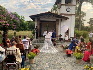 El matrimonio de Bruno  y Milena  3