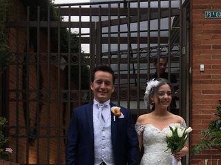 El matrimonio de Gina y Javier 1
