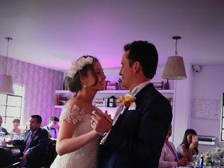 El matrimonio de Gina y Javier 2