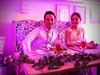 El matrimonio de Gina y Javier