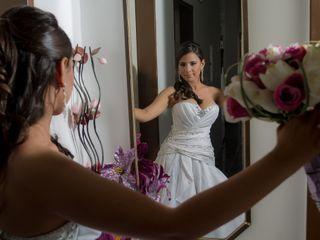 El matrimonio de Lianetzy y Jose 2