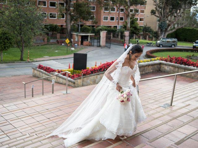 El matrimonio de Jorge Mario y Victoria en Bogotá, Bogotá DC 4
