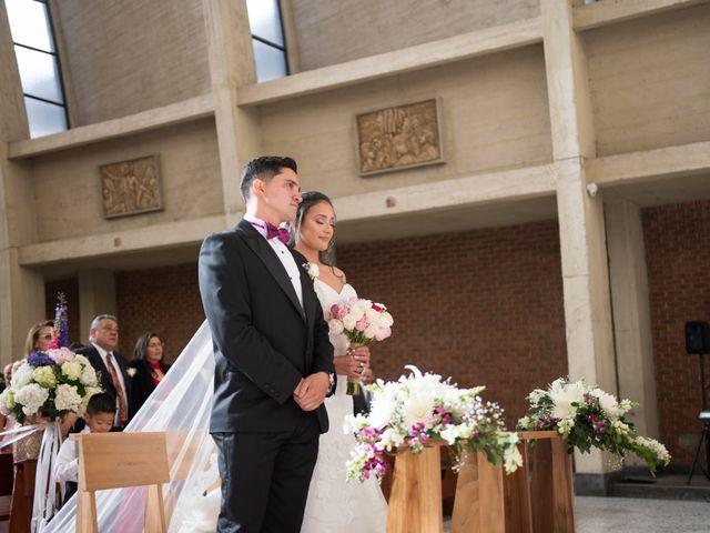 El matrimonio de Jorge Mario y Victoria en Bogotá, Bogotá DC 7