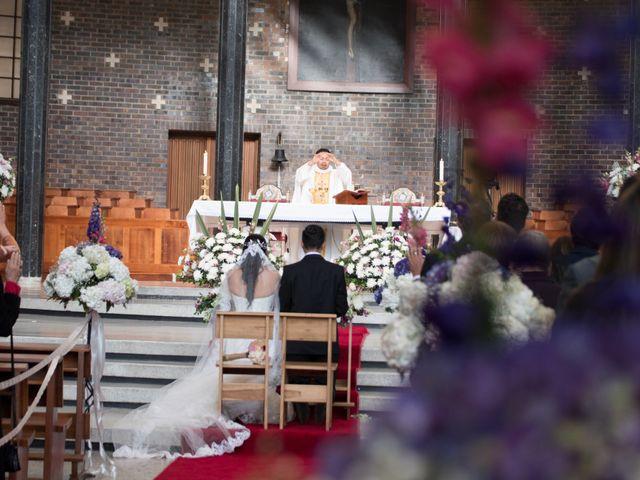 El matrimonio de Jorge Mario y Victoria en Bogotá, Bogotá DC 27