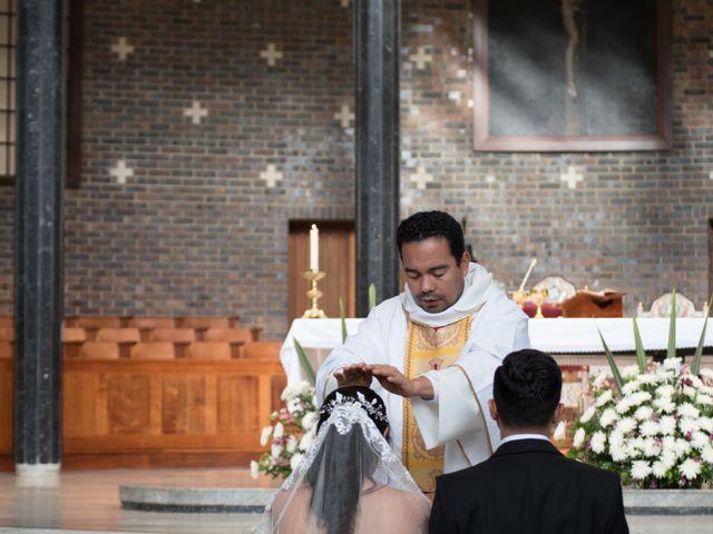 El matrimonio de Jorge Mario y Victoria en Bogotá, Bogotá DC 28