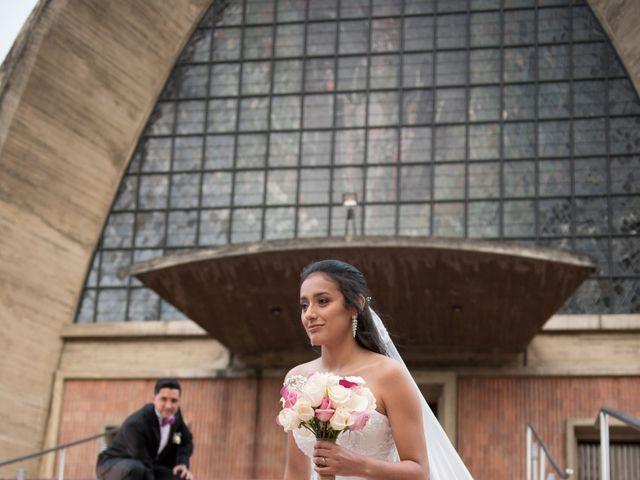 El matrimonio de Jorge Mario y Victoria en Bogotá, Bogotá DC 1